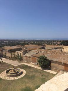 Mediterraneo dal Castello di Donnafugata