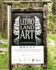 Ingresso a Ledro Land Art